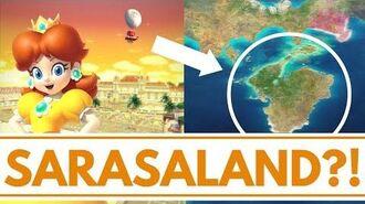 Super Mario Odyssey SARASALAND FOUND?! (Theory and Analysis)