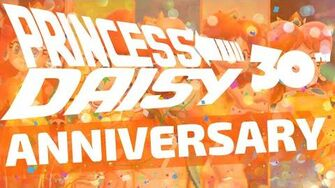 PRINCESS DAISY'S 30TH ANNIVERSARY!!! (1989 - 2019)