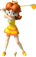 Daisy's golf dress updated