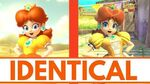 Super Smash Bros. Ultimate All Daisy Related Mario Spinoff References!!