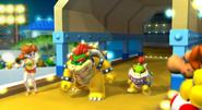 Mario Super Sluggers Entrance