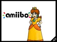 Daisy amiibo by Lou