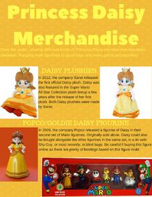 Copy of Princess Daisy Merchandise