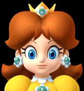Daisy (mugshot) - Mario Party 10