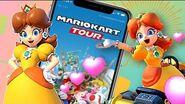 DAISY IN MARIO KART TOUR 🏎️