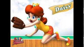 Mario Super Sluggers Daisy Voice