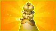 Daisy SMR Golden Statue