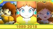 Evolution Of Daisy's Cutscenes (1989 - 2018)