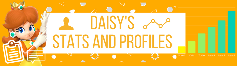 Daisy's Profile and Stats