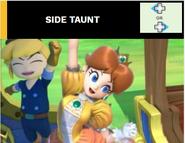Side taunt