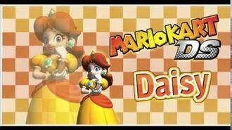 Mario Kart DS -Daisy- Voice