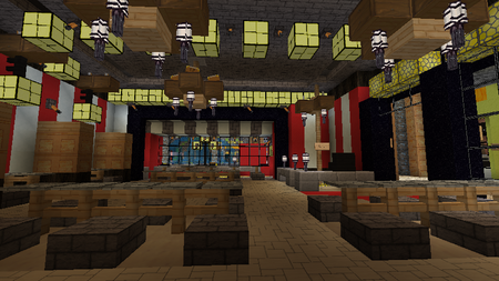 Inside Pizzeria view 2