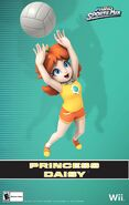 Princess Daisy Poster