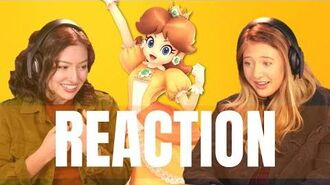 NINTENDO FANS REACT TO DAISY IN SMASH PART 2 🎊😱🎉