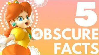 Top 5 Rather Obscure Facts About Princess Daisy