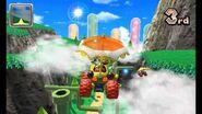 Mario Kart 7 Princess Daisy