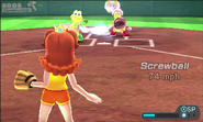 MSS Daisy in Baseball