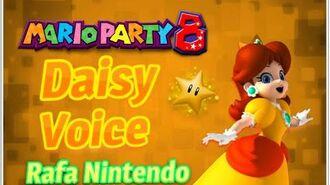 Mario Party 8 -Daisy- Voice ❀