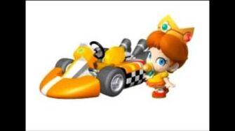 Mario Kart Wii Voices- Baby Daisy