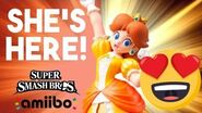 Daisy's Super Smash Bros