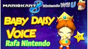 Mario Kart 8 (Baby Daisy) Voice