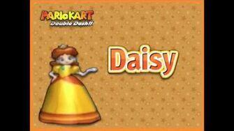 Mario Kart Double Dash (Daisy) Voice