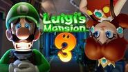 THEORY DAISY IN LUIGI'S MANSION 3?? 😱👻