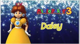 Mario Party 3 -Daisy- Voice