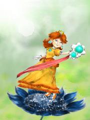 Daisystatue