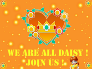 Logo We Are Daisy