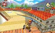 Daisy Hills - Daisy Gliding - Mario Kart 7