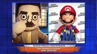 Mario Sports Mix Press Conference-0