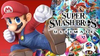 Mario Circuit (Super Mario Kart) Brawl - Super Smash Bros. Ultimate Soundtrack