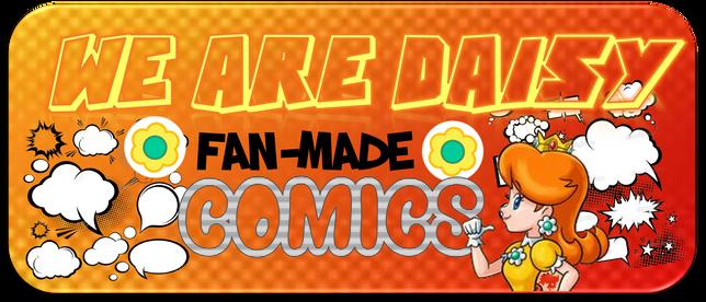 Fan made Comics Menu Header