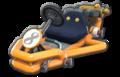 Mario Kart 8 Daisy's Pipe Frame