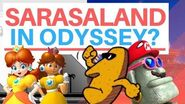 Video Games Theories Is Sarasaland in Super Mario Odyssey?