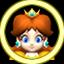 Daisy Icon Mario Party 5