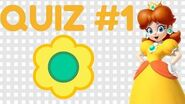 How much do you know princess Daisy ? (We Are Daisy GAMES)