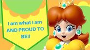 I am what I am !! - Princess Daisy tribute