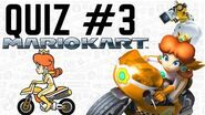 How much do you know princess Daisy Mario Kart