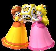 Peach & Daisy MPA Artwork