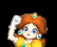 Mario Party 7 Icono de Daisy Ganando