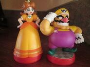 Daisy and Wario 1