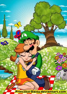 Luigi x daisy by princesa daisy-d4296tk