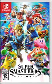 370px-Super Smash Bros Ultimate Box Art