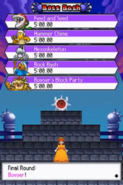 Mario Party DS - Boss Bash
