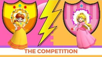 The COMPETITION We Are Daisy VS We Are Peach !