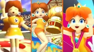 Evolution Of Daisy's Trophy Celebrations (2000 - 2019)