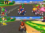 MKDD Luigi Circuit Versus beta