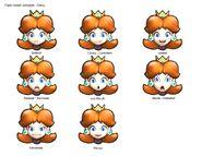 Face morph Daisy